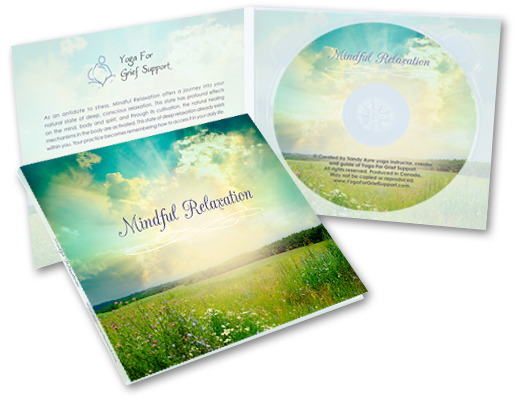Mindful Relaxation Meditation CD
